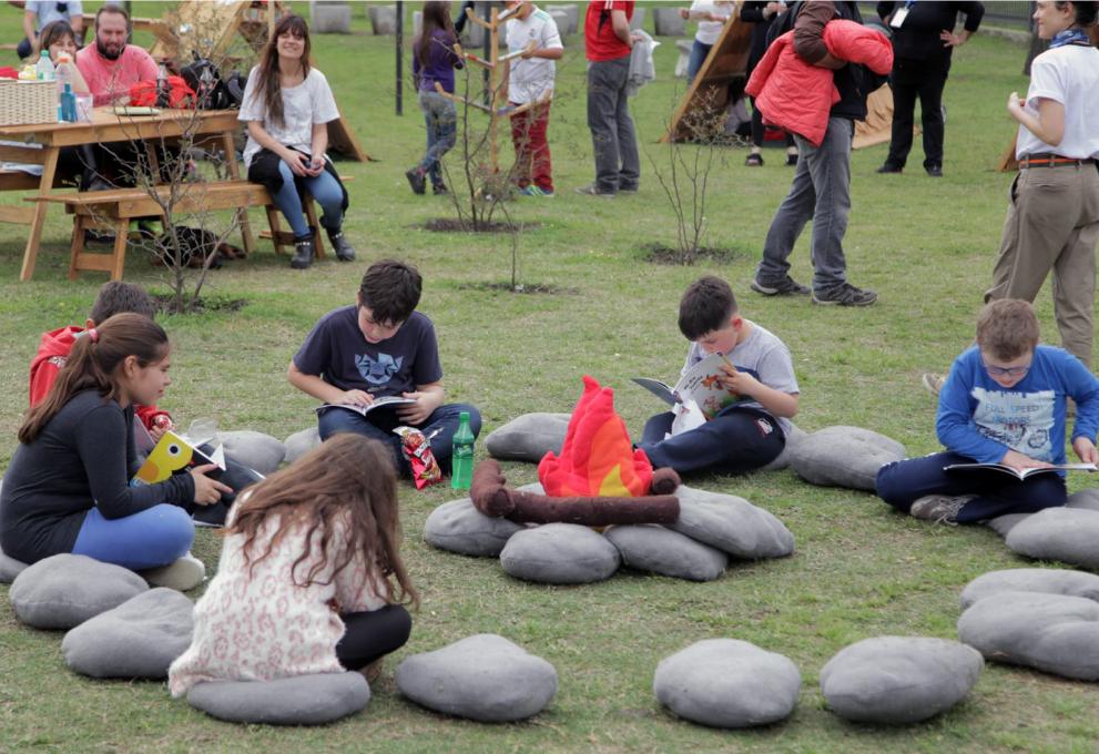 Experiencias participativas