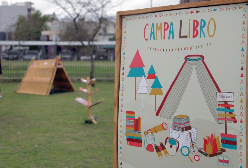 Campamento literario